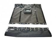 TRAMPOLINE COMPAT NC 15 -2P DEMONTABLE SOUDE MESH PVC
