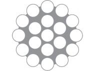 CABLE INOX MONOTORON - 100M