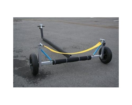 Chariot Alu De Mise A L Eau Laser Demontable N 233 Nuphar