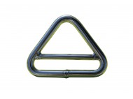 TRIANGLE A BARETTE FIL DE 8MM L60MM