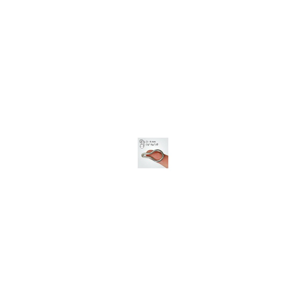 taquet anneau rapide clam cleat cl5001 q lock paire n nuphar. Black Bedroom Furniture Sets. Home Design Ideas