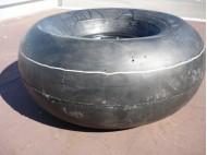 ROUE BALLON 21X12-8 JOURNEY (560x215mm)JANTE 400-BAGUE 25