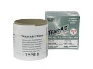ROULEAU TEAR AID TYPE B UNIQUEMENT POUR PVC ET VINYL 7.6CM X 1.50M
