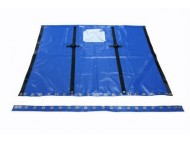 KL 13.5 COMPATIBLE TRAMPOLINE WITH EYELETS REAR BAND