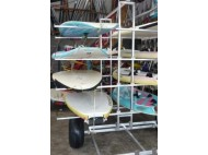 8 WINDSURF-8 KAYACS TROLLEY