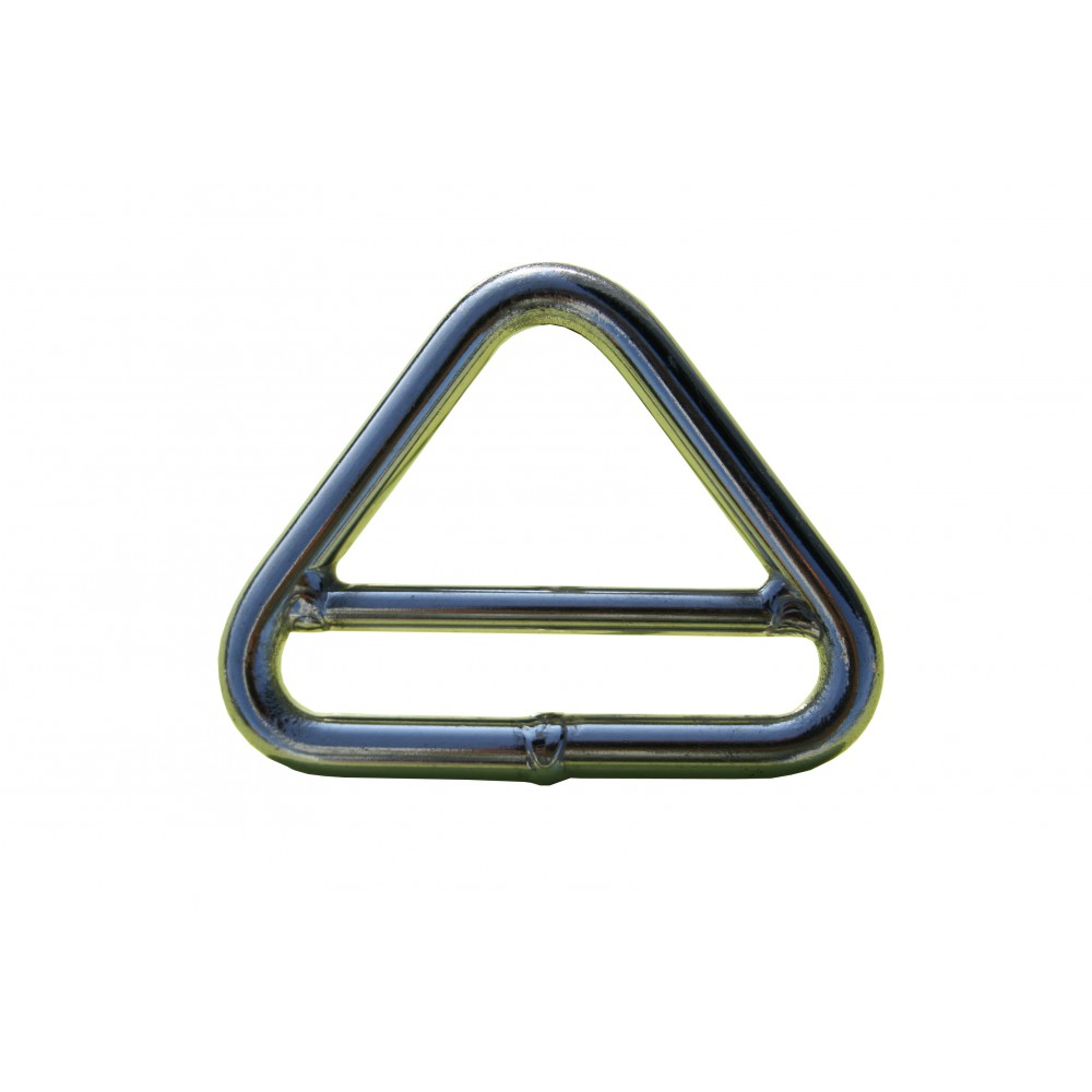 TRIANGLE A BARETTE FIL DE 14MM L145MM
