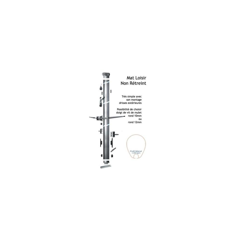 PROFIL 510 DROIT DRISSES EXTERIEURES