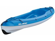 KAYAK SIT ON TOP BIC BILBAO 1 ADULTE ET 1 ENFANT BLEU