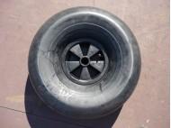 ROUE BALLON 21X12-8 JOURNEY (560x215mm)JANTE 400-BAGUE 26