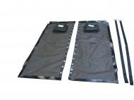 TRAMPOLINE COMPAT ROZO C4.8 SOUDE MESH PVC