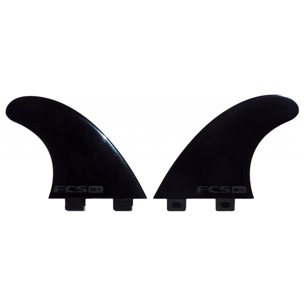 AILERON BIC FCS M-5 FIN GLASS FEX SET (LES 2)