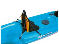 DOSSERET DELUXE FISHING POUR KAYAK